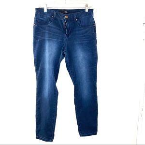1822 denim jegging skinny super stretch jeans 10